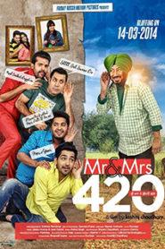 Mr Mrs 420
